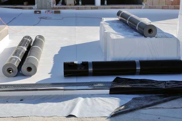 טיפול בגג הבניין
