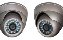 מצלמת אבטחה בבית