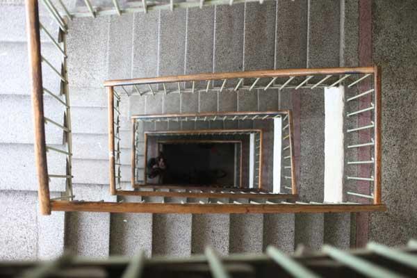 ניקיון חדרי מדרגות