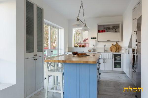 תכלת מטבחים - פורטל בית משותףך