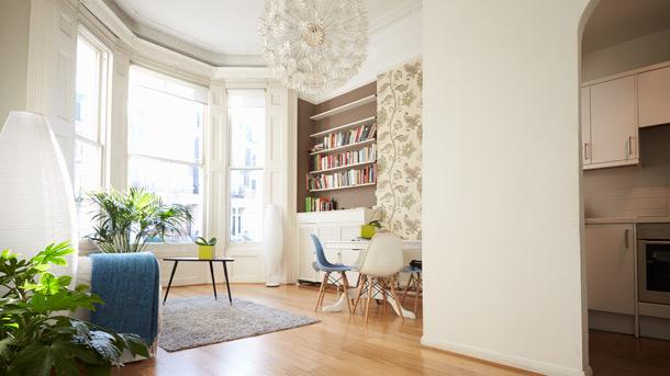 ארבע דרכים לעיצוב דירה חדשה ללא שיפוצים מיותרים