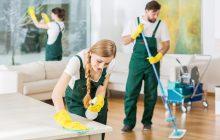מה ההבדל בין עובד חברת נקיון למנקה פרטי?